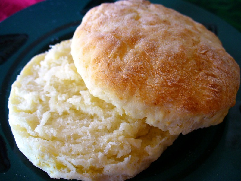 Easy Sour Cream Biscuits Recipe by Lynne - CookEatShare