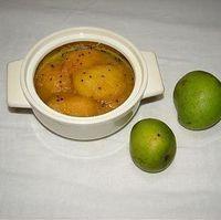 mango sidedish