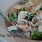 Gluten Free Pasta & Broccoli Alfredo