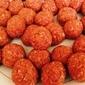 Juicy meatballs!