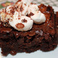 Mock Mallo Cup Brownies