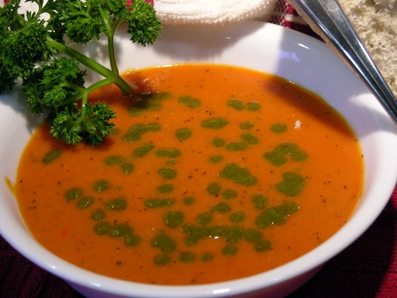 Quick & Easy Tomato Soup Recipe by Bob - CookEatShare