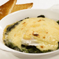 Sunday Brunch...Baked Eggs Florentine