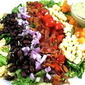 Mexican Style Cobb Salad, So Deliciously Satisfying and Low in Calories