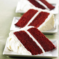 Soft and Delicious Red Colored Bundt Cake