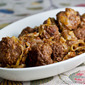 Sweet and Sour Meatballs for World on a Plate