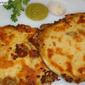 Cauliflower stuffed Indian bread[ Gobi ka parantha]- simply can't resist!