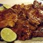 Coffee and Jalapeño ~ Marinated Sliced Pork!!!