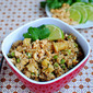 My Kind of Meal: Thai Fried Quinoa