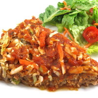 Skinny Sweet and Sour Cabbage Roll Skillet with Just 199 Calories a Serving