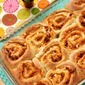 "Savory Sweet Potato & Chorizo ""Cinnamon Rolls"" (and a giveaway)"