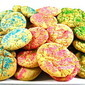 Skinny Springtime Sugar Cookies, Terrific for Easter
