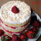 Strawberry Rhubarb Layer Cake – Happy Birthday Mom!