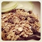 Skillet granola ~ vegan and juice-sweetened