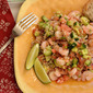Spring-Time Shrimp with Avocado