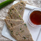 Gluten-Free Buckwheat Scallion Pancakes