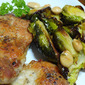Chris Food: Brussel Sprouts