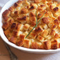 Pineapple-Bread Casserole
