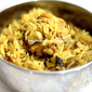 Easy Chicken Biriyani ( Pressure Cooker Method )