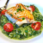 What's for Dinner? Cod with Gazpacho