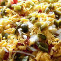 Tex Mex Layered Dip