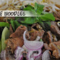 Thai Beef Noodles