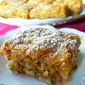 Apricot Walnut Squares (A Bar Cookie)