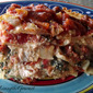 """Kicked Up"" ~ Spinach Lasagna!!!"