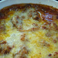 Secret Recipe Club Spaghetti Pie