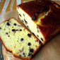 Wild Blueberry Yogurt Cake w/ Thyme