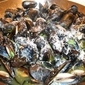 Mussels Manhattan