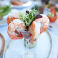 Tex-Mex Shrimp Cocktail