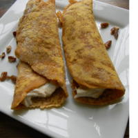 Sweet Potato Lefse