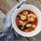 Weeknight Food: Tomato and Tortellini Soup