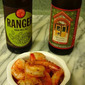 Beer Steamed Shrimp