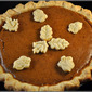 Pumpkie Pie...a story and a great recipe