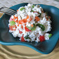Jazzed up Cottage Cheese
