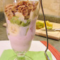 Strawberry Kiwi Banana Parfait