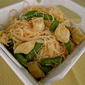 Sweet and Sour Rice Noodles