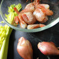 In Season: Risotto with Spot Prawns and Asparagus