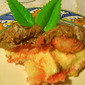 Tuscan Zuppa Inglese Dessert