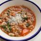 Farro Minestrone Soup