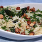 Orzo with Asparagus, Mascarpone and Chives
