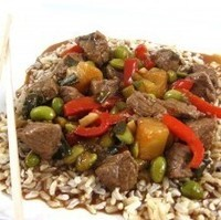 Fabulous Lean Steak Stir-Fry, Better Than Takeout!