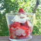 #Baketogether with Abby Dodge: Strawberry Angel Food Cake Trifle