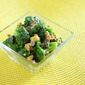 Broccoli Cashew Raisin Salad