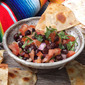Black Bean and Tomato Salsa from Donna Hay Magazine, Summer 2012