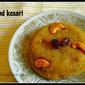 Almond Kesari