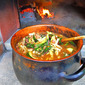 Woodfired Minestrone Soup
