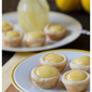 Lemon Tassies with Meyer Lemon Curd
